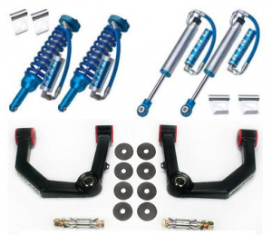 king complete suspension kit